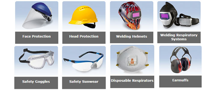 3M Safety Products Nigeria, Ghana, Algeria, Mauritania
