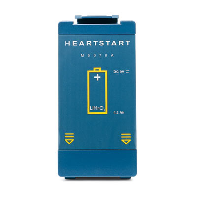 Philips HeartStart FRx AED Defibrillator Battery (M5070A)