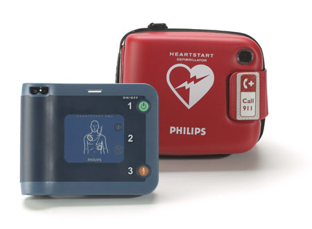 Philips Heartstart Frx Defibrillator, AED