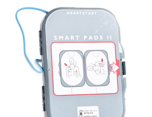Philips Heartstart Smart Pads II, Adult For Frx Defibrillator, Aed