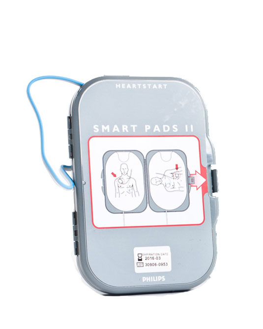 Philips Heartstart Smart Pads II, Adult For Frx Defibrillator, Aed