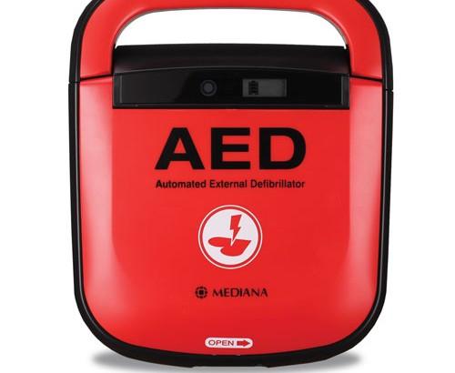 Mediana AED-automatic external defibrillator Supplier Dubai