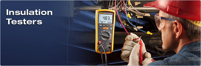 Fluke Insulation Testers-Megohmmeters Supplier Dubai Iraq Saudi Qatar UAE Middle East CIS Russia & Africa