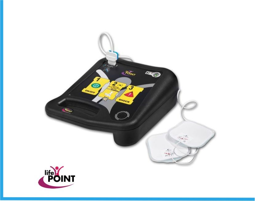 Life-Point Life-Point PRO AED Defibrillator Supplier Dubai Iraq Saudi Qatar UAE Middle East CIS Russia & Africa