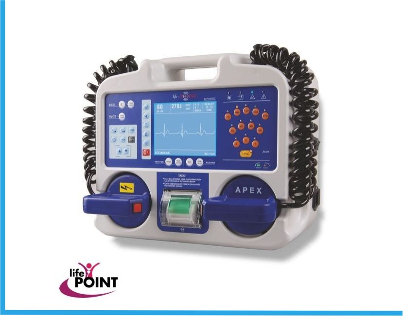 Life-Point Life-Point PRO Defibrillator Supplier Dubai Iraq